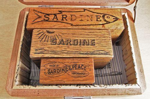 sardine hanko