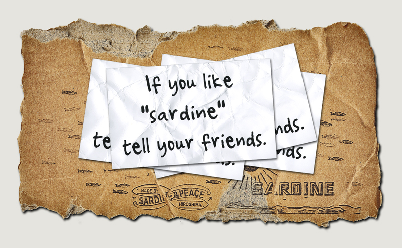 No.54  Do you like sardine?