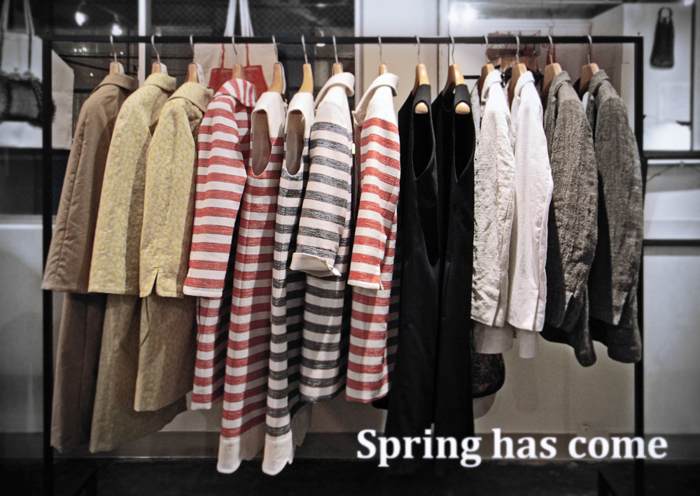 No. 3  Are you happy in your closet?