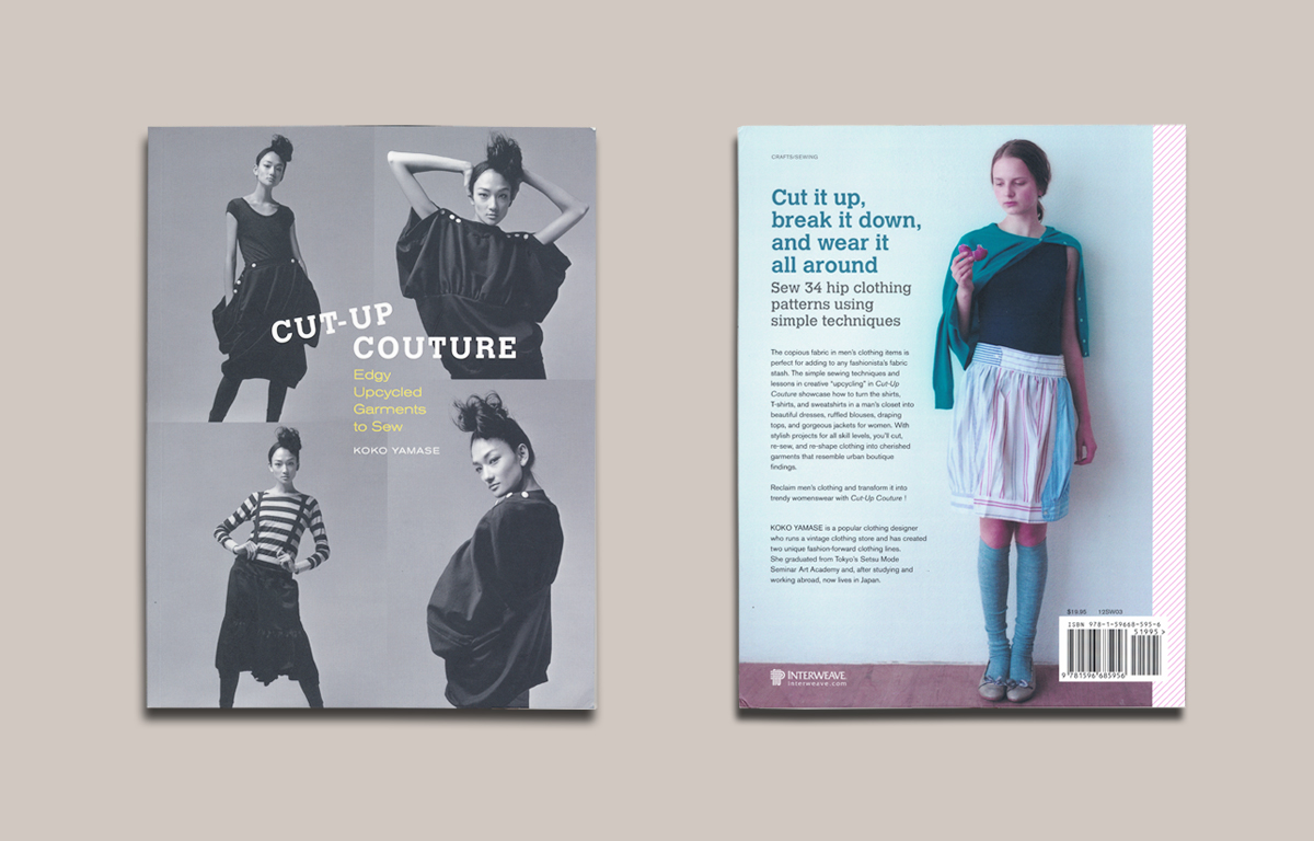 # 18 CUT- UP COUTURE