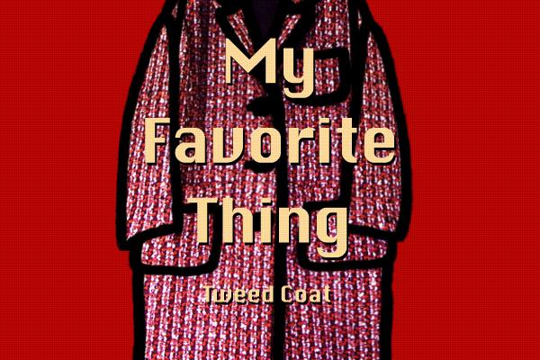 """# 71 Intro3 """"My Favorite Things"""""""