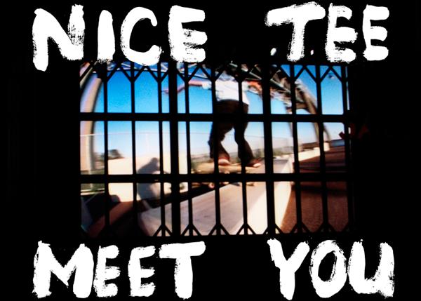 ❸ Nice Tee In Play.