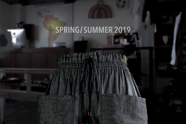 # 188 Block stripe Skirt Intro3 SPRING/SUMMER 2019
