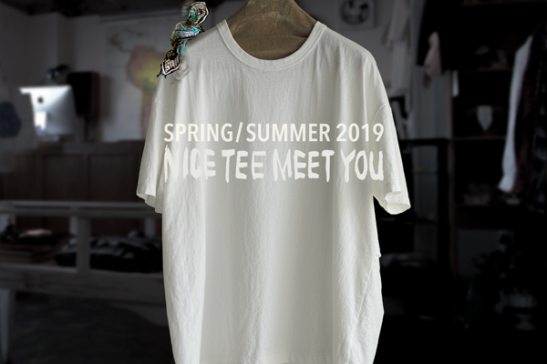# 192  Intro6  JUST IMAGINE IT SARDINE S/S 2019 Part 2  + Nice Tee Meet You